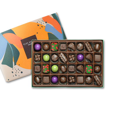 Dark Chocolate Collection Box | 32 Pieces