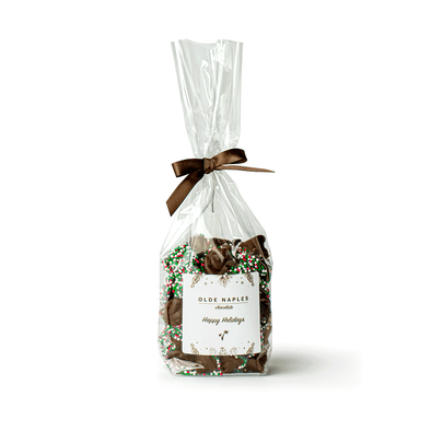 Milk Chocolate Holiday Drops - 6oz