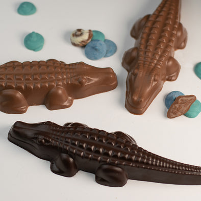 Ally The Gator, Chocolate Alligator | 3.3 oz