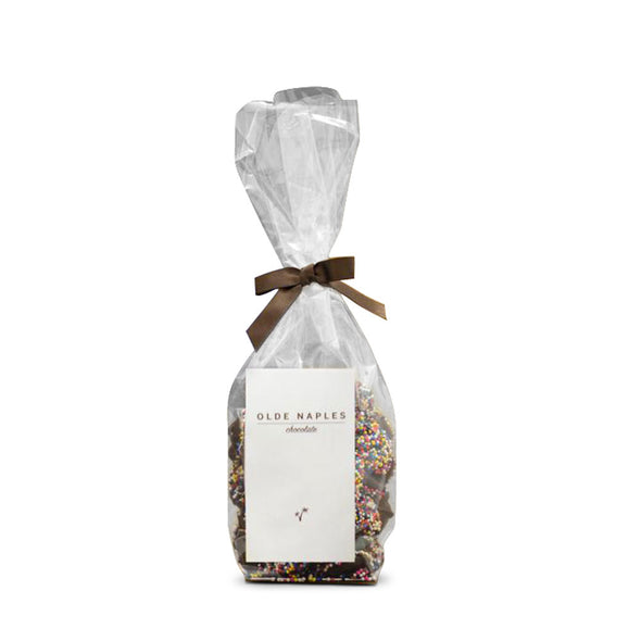 Nonpareils Dark Chocolate Drops | 6 oz