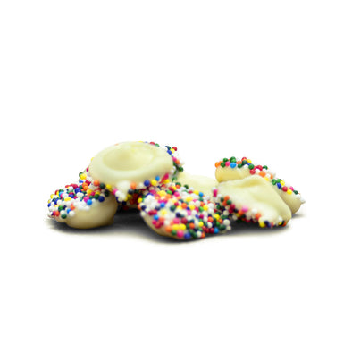 Nonpareils White Chocolate Drops | 6 oz
