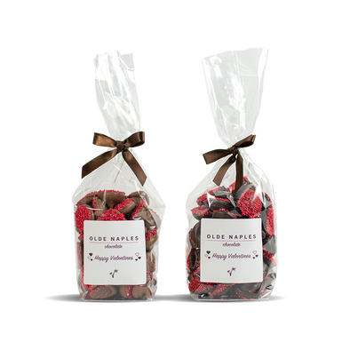 Free - Valentines Chocolate Drops | 6 oz