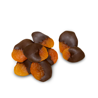 Dark Chocolate Apricots | 5.5 oz
