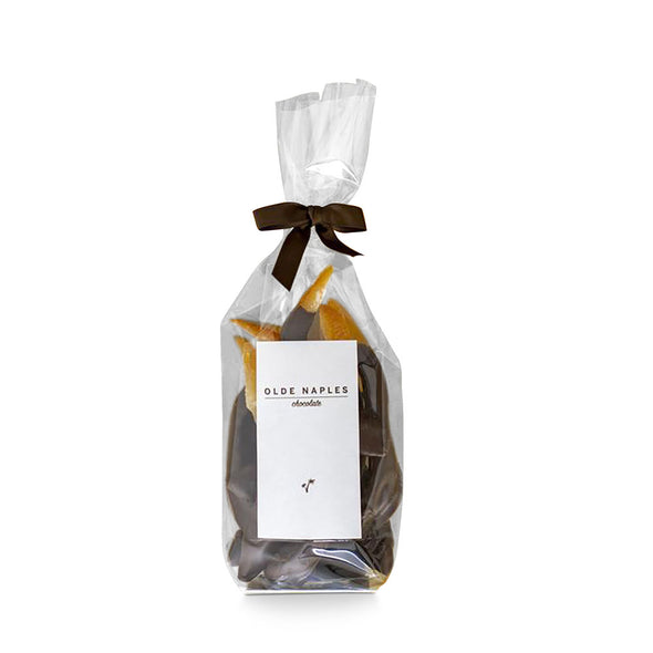 Dark Chocolate Orange Peels | 5.5 oz