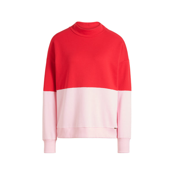 Cyell COLOR BLOCK FIRE Langarm Pullover