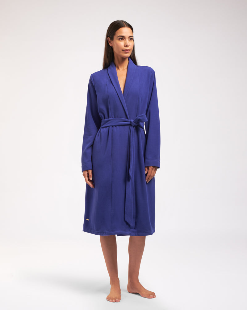 Cyell COZY ROBES BLUE Bademantel