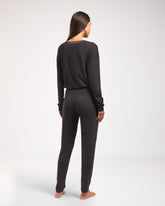 Cyell SOLID BLACK Pyjamahose