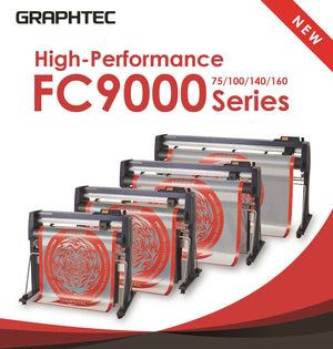 Graphtec Launches the FC9000 Series Pro Vinyl Cutters
