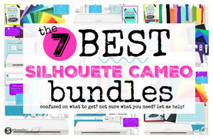 Silhouette School's 7 Best Silhouette Cameo 3 Bundles