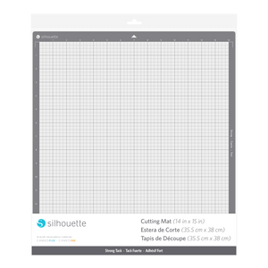 "Silhouette Cameo 4 PLUS 15"" Strong Grip Cutting Mat & Rotary Blade"