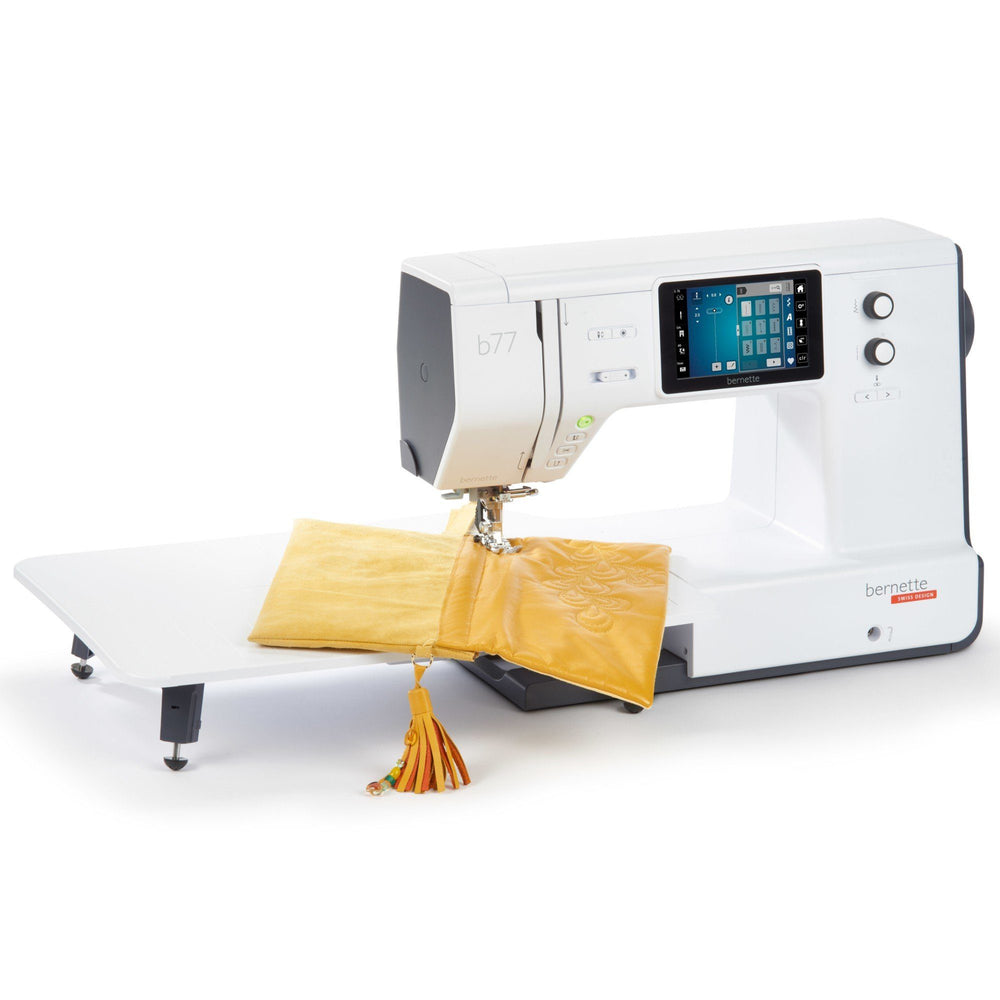 Best Bernette Sewing Machine For Quilting: Bernette 77