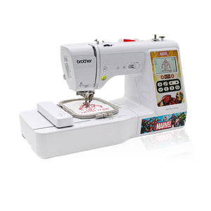 Brother LB5000M Marvel Embroidery Machine w/ Embroidery & Sewing Bundle Brother Sewing Bundle Brother