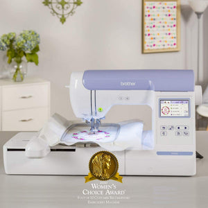 "Brother PE800 5"" x 7"" Embroidery Machine Bundle Brother Sewing Bundle Brother"