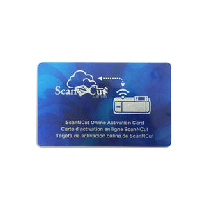 Brother ScanNCut 2 Online Activation Card - Swing Design