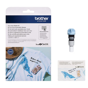 Brother ScanNCut DX Vinyl Auto Blade Kit Brother ScanNCut Accessories Brother