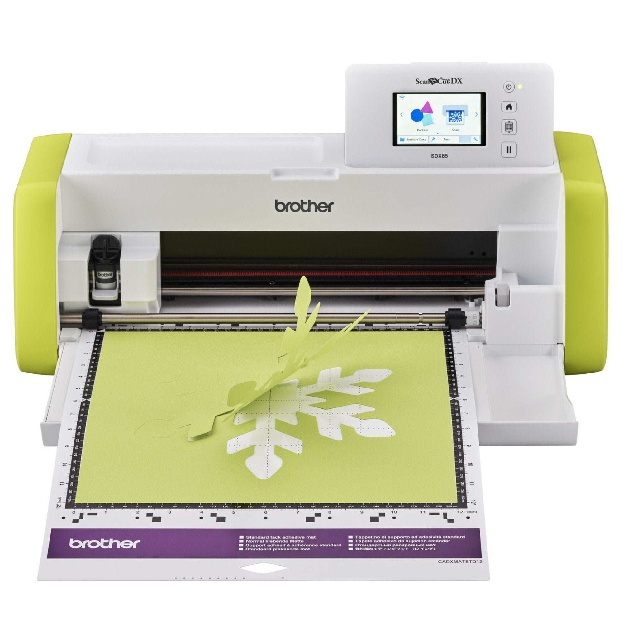 Brother ScanNCut SDX85 Electronic Cutting Machine Review