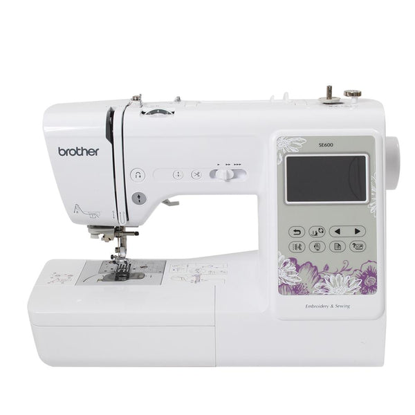 Brother Se600 Sewing Embroidery Machine Swing Design