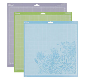 "Cricut 12"" x 12"" Cutting Mat Variety 3-Pack - Swing Design"