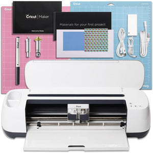 Cricut Champagne Maker Vinyl and Heat Transfer Bundle - Swing Design