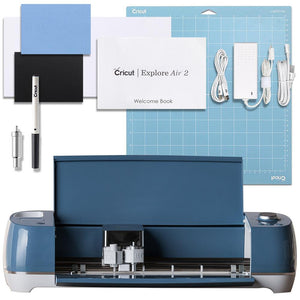 Cricut Denim Explore Air 2 Cutting Machine - Swing Design