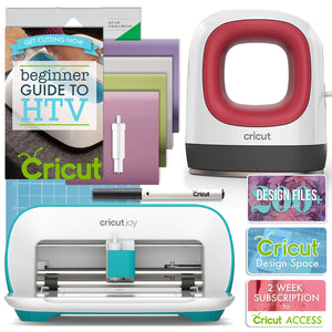 Cricut Joy Portable Vinyl Cutter with Easypress Mini Bundle Cricut Bundle Cricut
