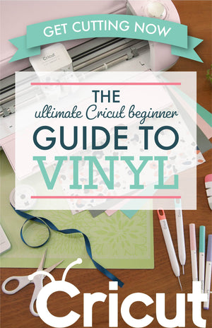 Cricut Ultimate Beginner E-Guide To Vinyl - Swing Design