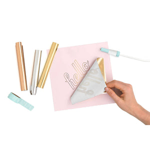 Foil Quill All-In-One Bundle, 3 Quills, Adapters, Foils, Tape, Design Card - Swing Design