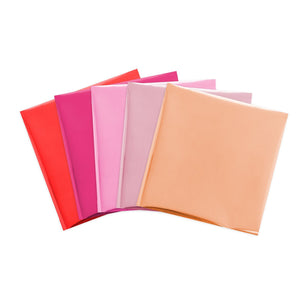 "Foil Quill Foil Pack - Flamingo 12"" x 12"" - 15 Pack - Swing Design"