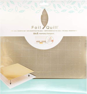 Foil Quill Freestyle Magnetic Mat Bundle, 3 Hand Quills, Foils, Tape, Design Card - Swing Design
