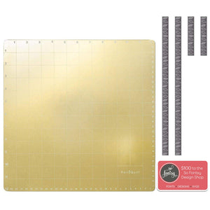 "Foil Quill Magnetic Mat 12"" x 12"" for Cameo & Cricut - Swing Design"