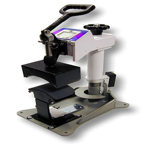Geo Knight DC Digital Combo Swing Away Heat Press - Cap Attachment - Swing Design