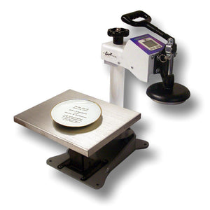 Geo Knight DC Digital Combo Swing Away Heat Press - Plate Attachment - Swing Design