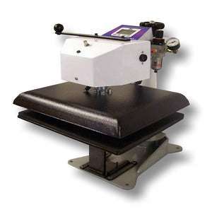 "Geo Knight DC16AP Automatic Digital Combo Swing Away Heat Press - 14"" x 16"" - Swing Design"