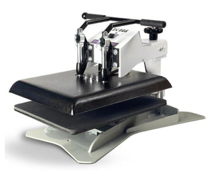 "Geo Knight DK20S Digital Swing Away Heat Press - 16"" x 20"" - Swing Design"