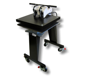 "Geo Knight DK25S Digital Swing Away Heat Press - 20"" x 25"" - Swing Design"