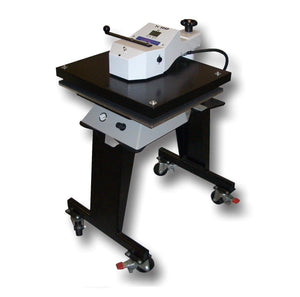 "Geo Knight DK25SP Automatic Digital Swing Away Heat Press - 20"" x 25"" - Swing Design"