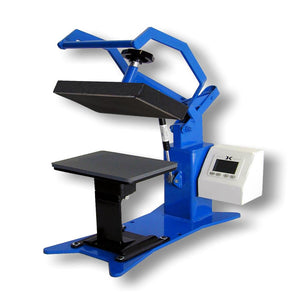 "Geo Knight DK8 Digital Clamshell Heat Press - 6"" x 8"" - Swing Design"
