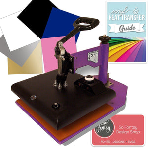 "Geo Knight JB14 JetPress Craft Press Bundle - 12"" x 14"" Heat Press GEO Knight"