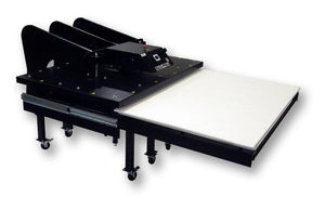 "Geo Knight Maxi Air Heat Press - 44"" x 64"" - Swing Design"