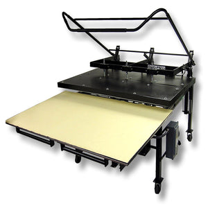 "Geo Knight Maxi Heat Press - 44"" x 64"" - Swing Design"