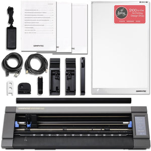 Graphtec CE-50 LITE - 20 Inch Vinyl Cutter & Plotter with BONUS Software Graphtec Bundle Graphtec