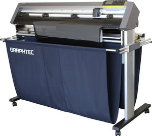 Graphtec CE6000-120 AKZ PLUS 48 Inch Professional Vinyl Cutter & Plotter with BONUS Software Graphtec Bundle Graphtec