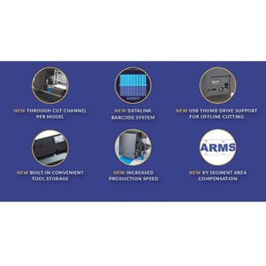"Graphtec CE7000-130 PLUS - 50"" Professional Bundle, BONUS Software & Warranty - Swing Design"