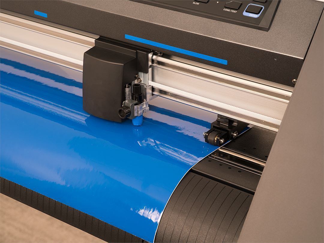 "Graphtec CE7000-60 PLUS 24"" Professional Vinyl Cutter Plotter Review"