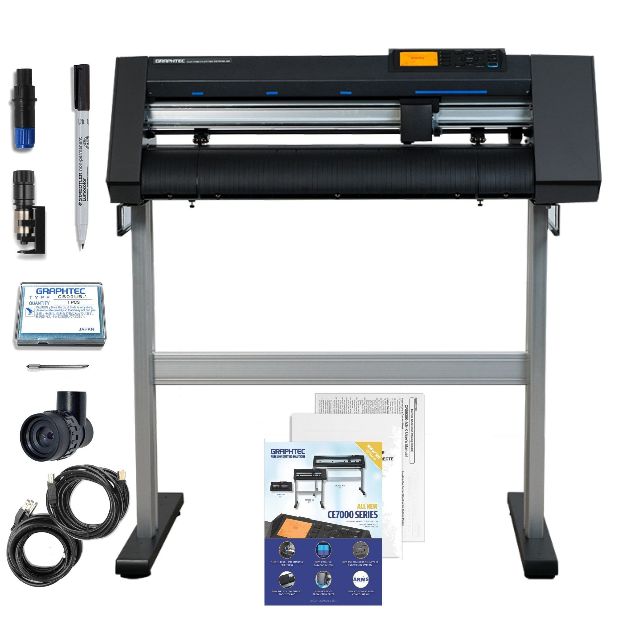 Graphtec CE7000-60 PLUS Cutting Plotter Review
