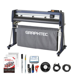 "Graphtec FC9000-100 42"" Vinyl Cutter w/ BONUS Software & 3 Year Warranty - Swing Design"