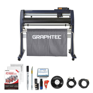 "Graphtec FC9000-75 30"" Vinyl Cutter w/ BONUS Software & 3 Year Warranty - Swing Design"