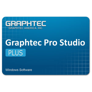 Graphtec Pro Studio Plus Full Version License - Instant Code - Swing Design