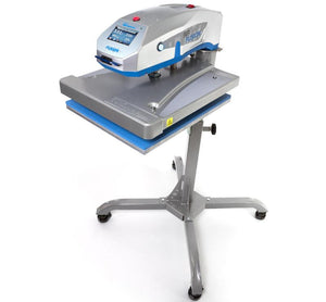 "Hotronix Air Fusion Heat Press 16"" x 20"" with Upgraded Fusion IQ and Stand - Swing Design"