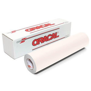 "Oracal 631 Matte Vinyl 24"" x 150 FT Roll - Antique Lace Oracal Vinyl Oracal"